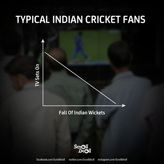 Indian Cricket Fans WC2015 (9)