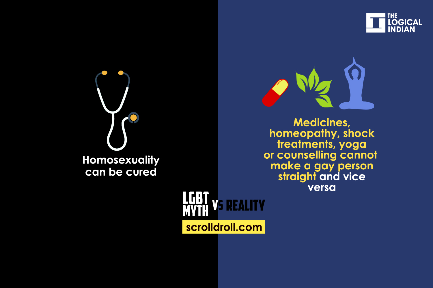 There is no cure for homosexuality
