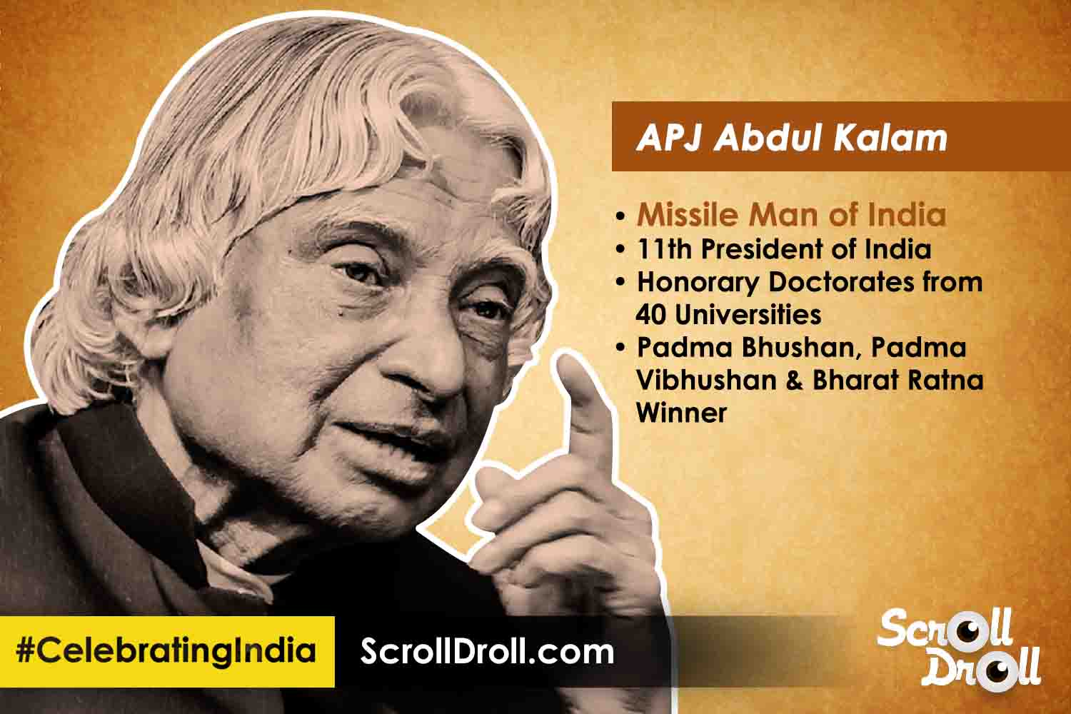 tamil essay in tamil language about abdul kalam Dr abdul kalam was born on 15 october 1931 in rameswaram, ramanathapuram district, tamil nadu, india his father jainulabudeen was a boat owner and imam of a local mosque his mother ashiamma was a housewifeeven though his ancestors had been wealthy traders, the family had lost most of its fortunes by the 1920s and was poverty-stricken by the .