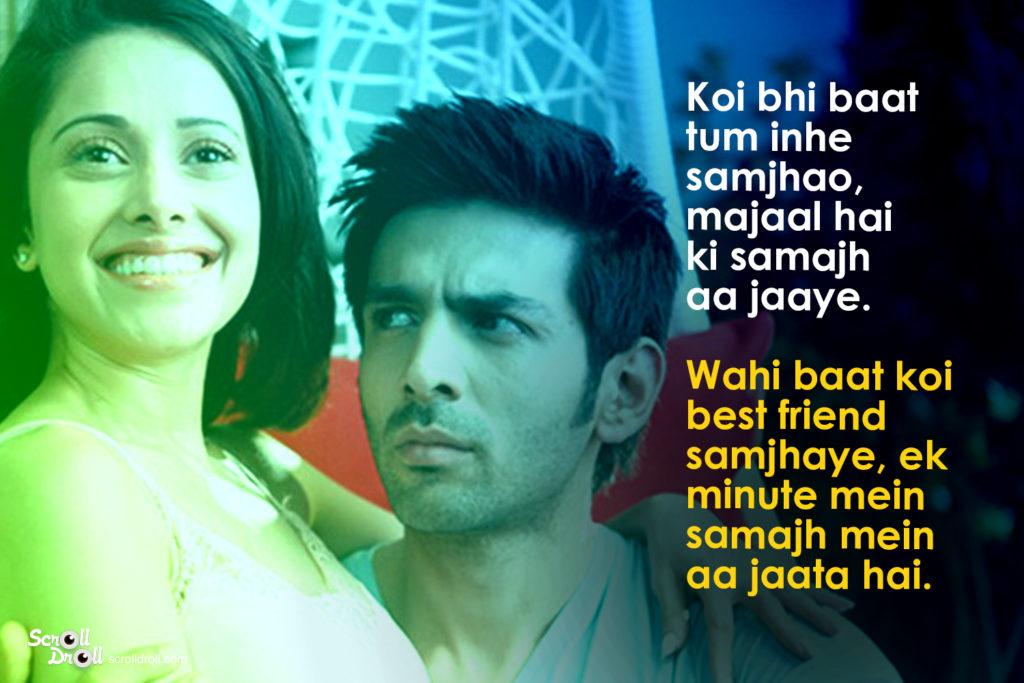10 Best Dialogues From Pyaar Ka Punchnama 2