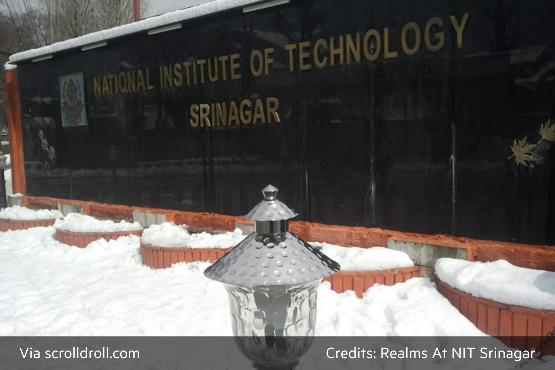 NIT Srinagar (1)