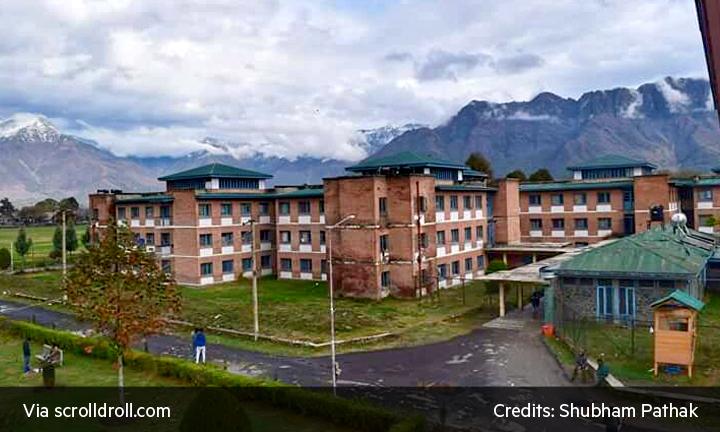 NIT Srinagar - 18