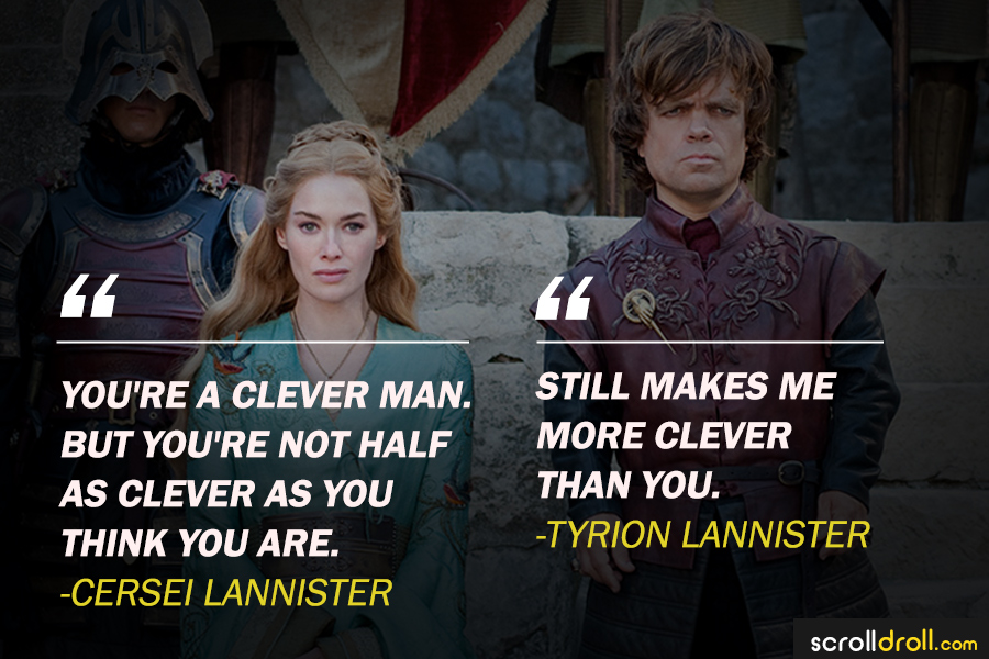 50 Most Memorable Game Of Thrones Quotes And Dialogues