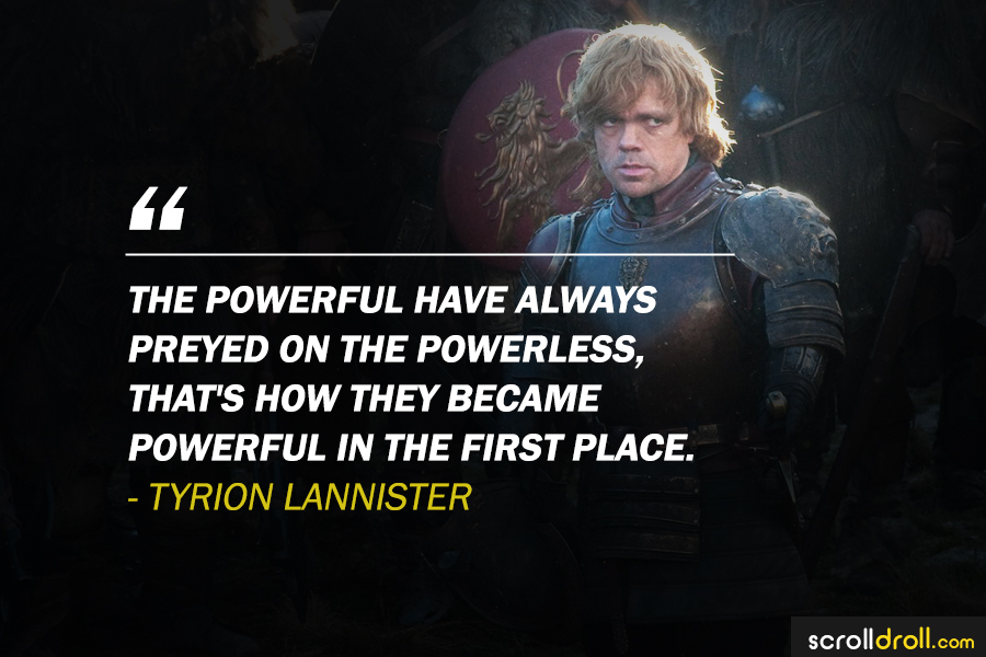 38 Most Memorable Quotes From Game Of Thrones