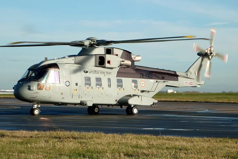 Air Force Helicpoter