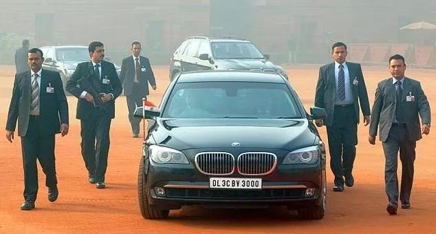 Modi Car