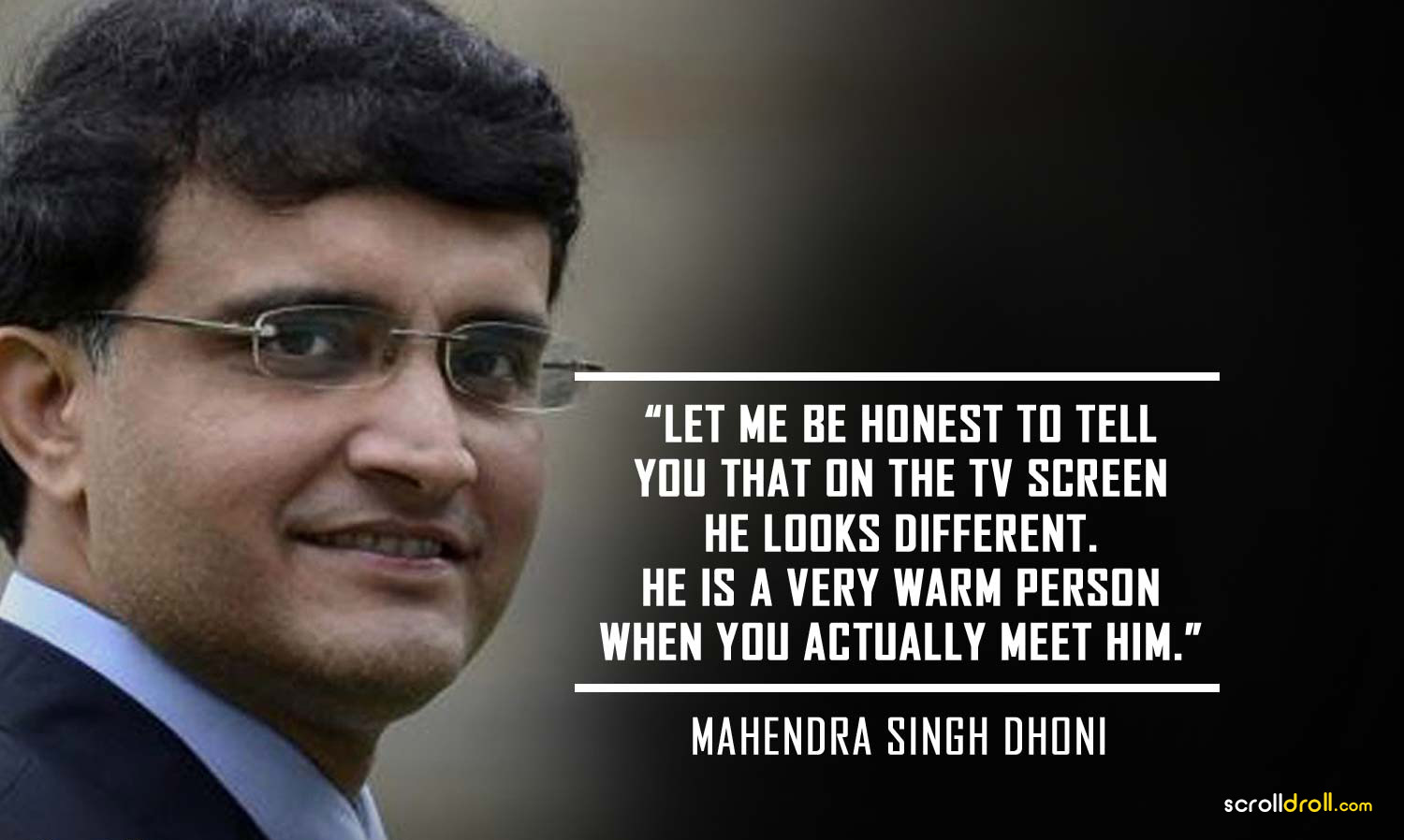 Quotes on Sourav Ganguly (1)