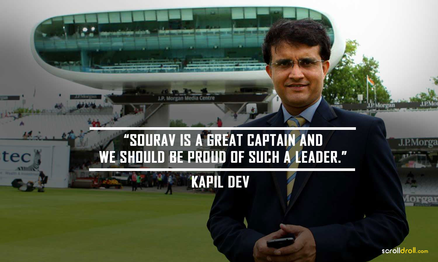 Quotes on Sourav Ganguly (11)