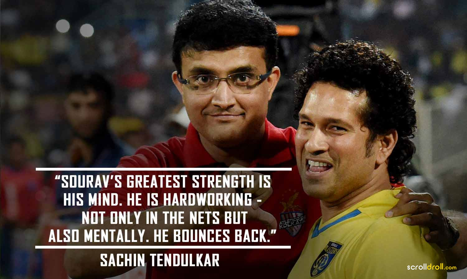 Quotes on Sourav Ganguly (12)