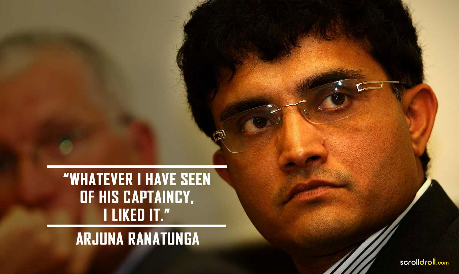 Quotes on Sourav Ganguly (5)