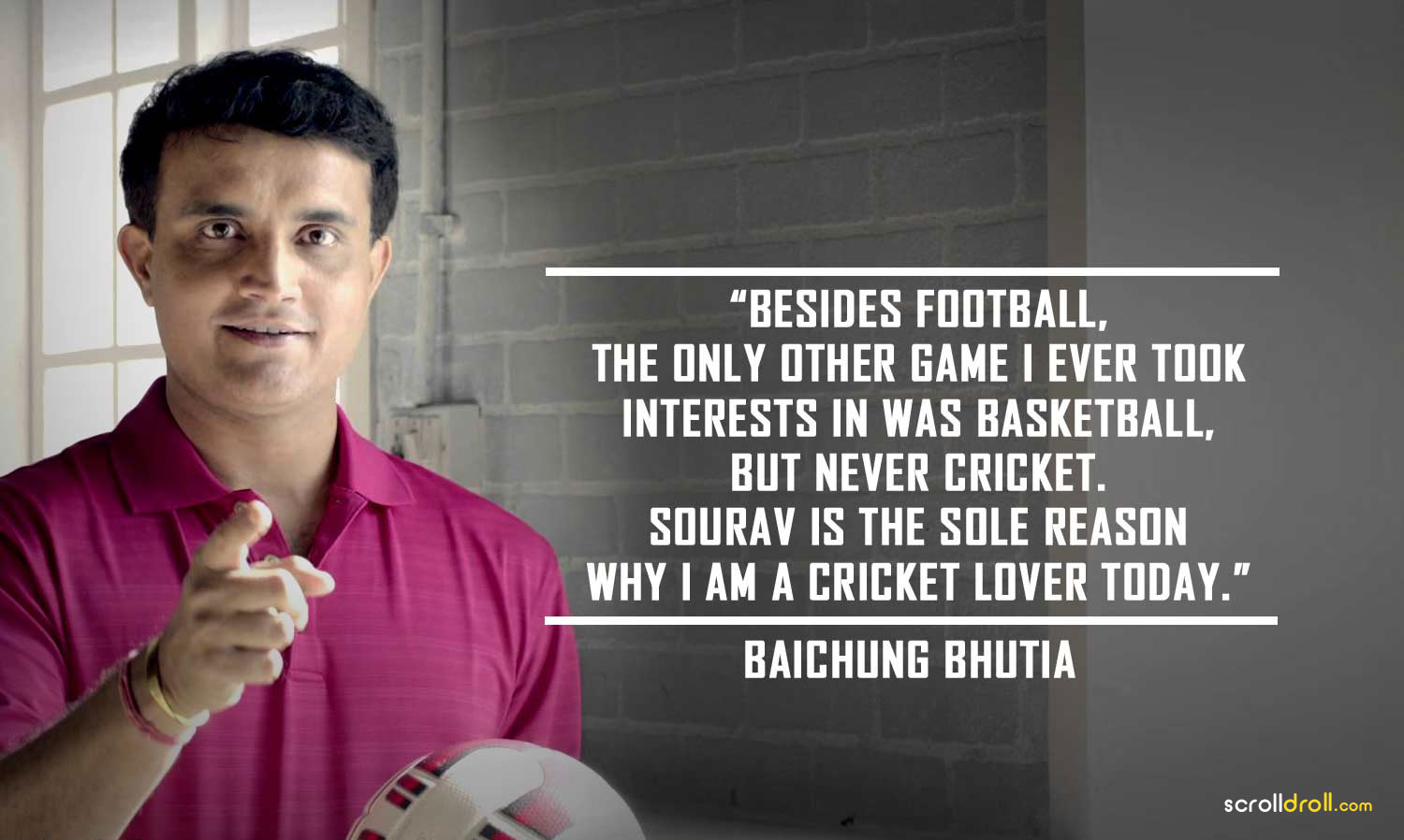 Quotes on Sourav Ganguly (7)