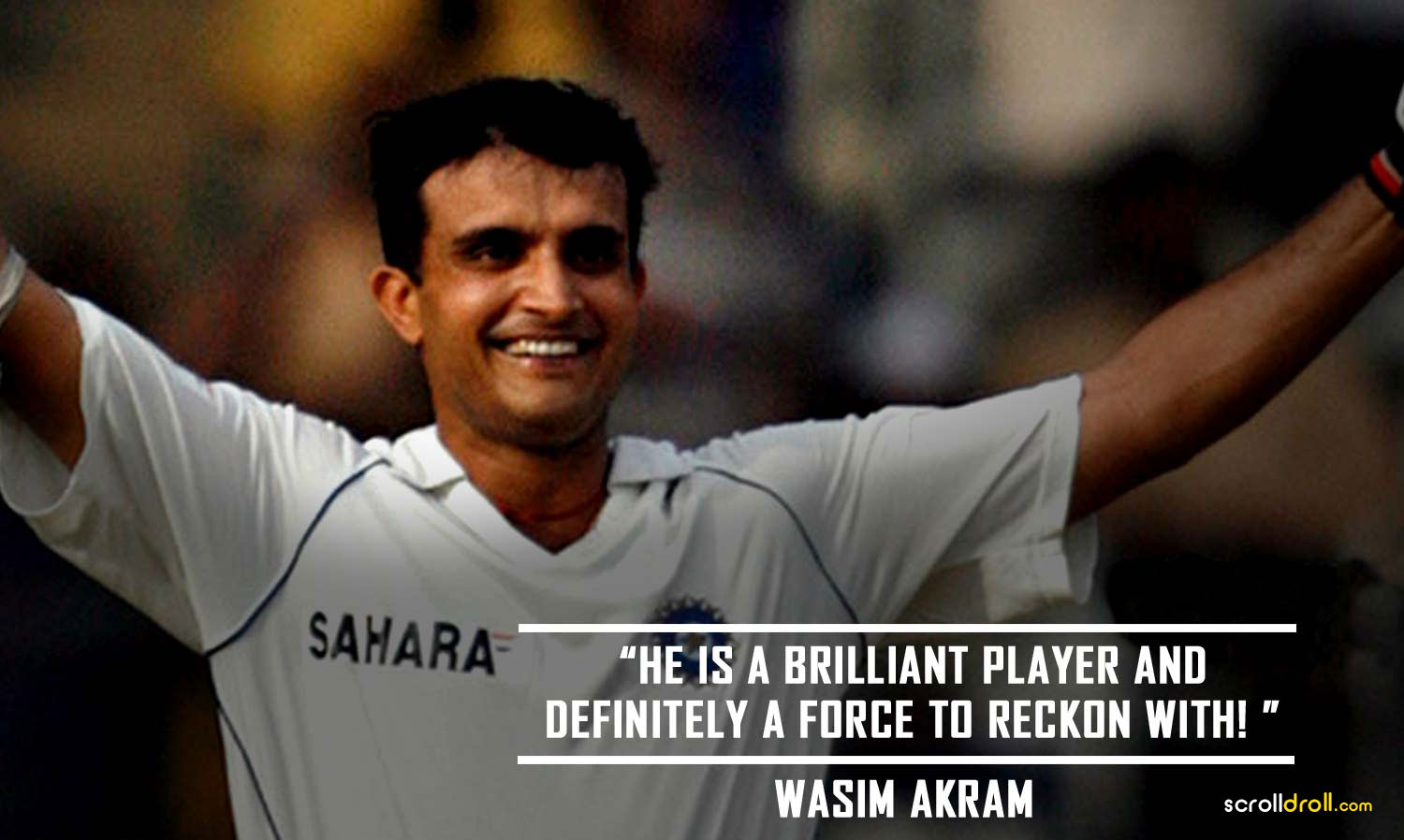 Quotes on Sourav Ganguly (8)