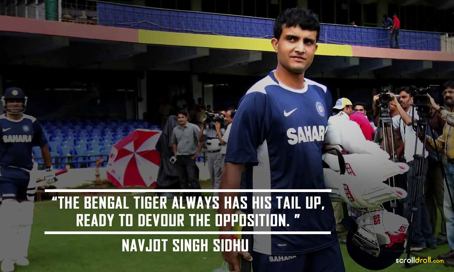 Quotes on Sourav Ganguly (9)