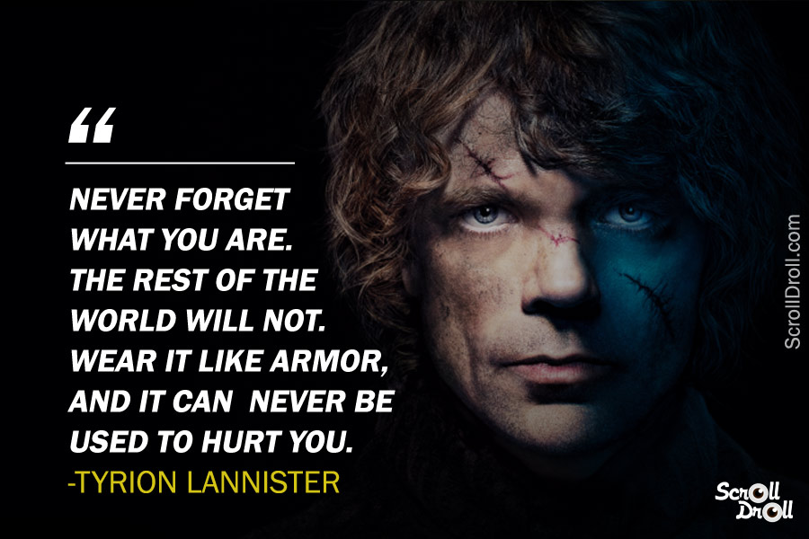 Tyrion Lannister Quotes (12)