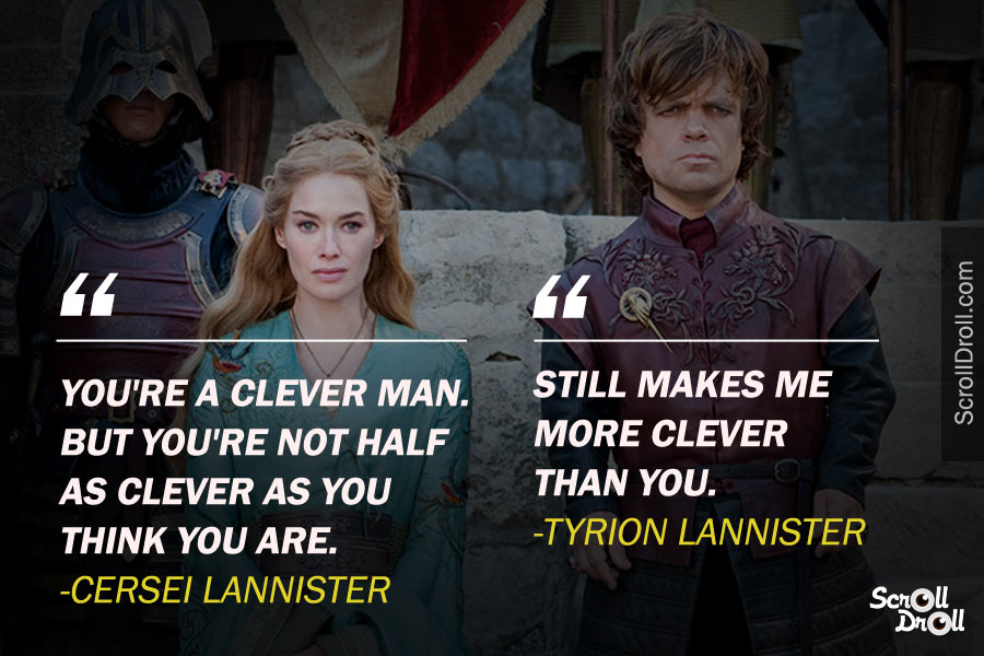 Tyrion Lannister Quotes (17)