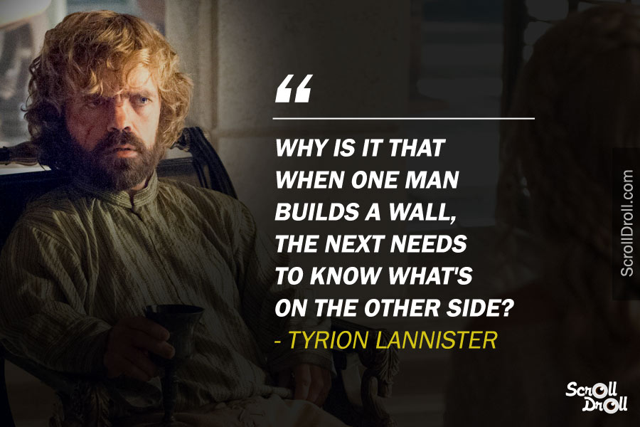 Tyrion Lannister Quotes (5)