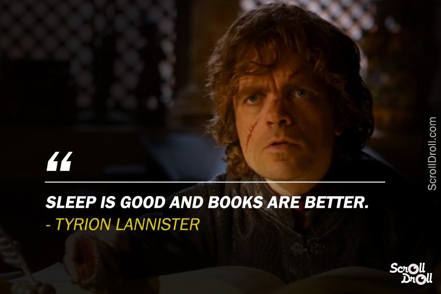 Tyrion Lannister Quotes (6)