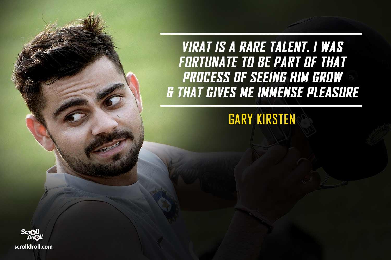 Virat Kohli legend