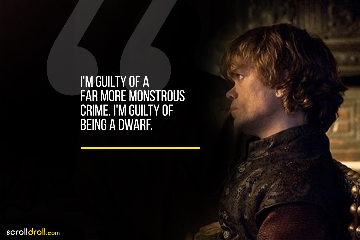 Tyrion-Tyrion easter quotes