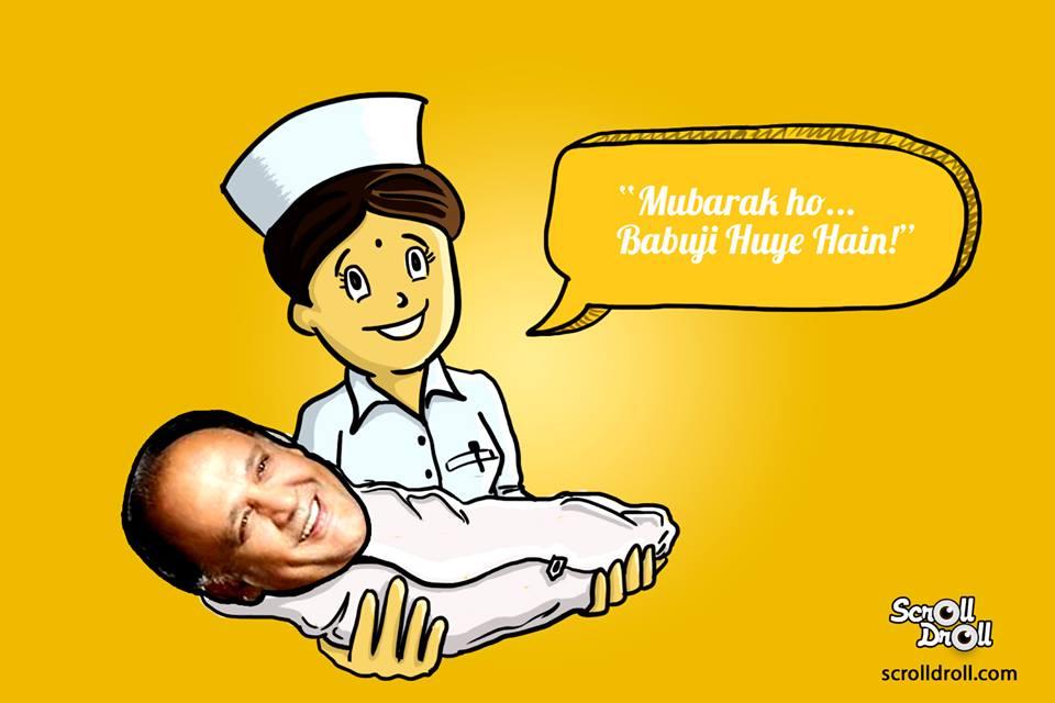 Alok Nath Born Nurse Said