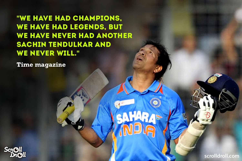 Best Sachin Tendulkar Quotes (10)