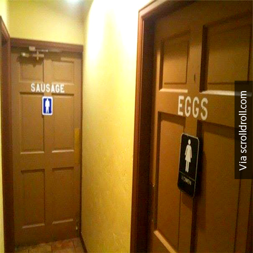 Creative Toilet Signs (1)