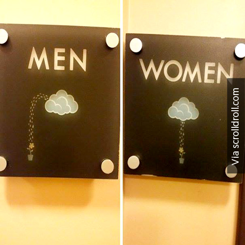 Creative Toilet Signs (13)