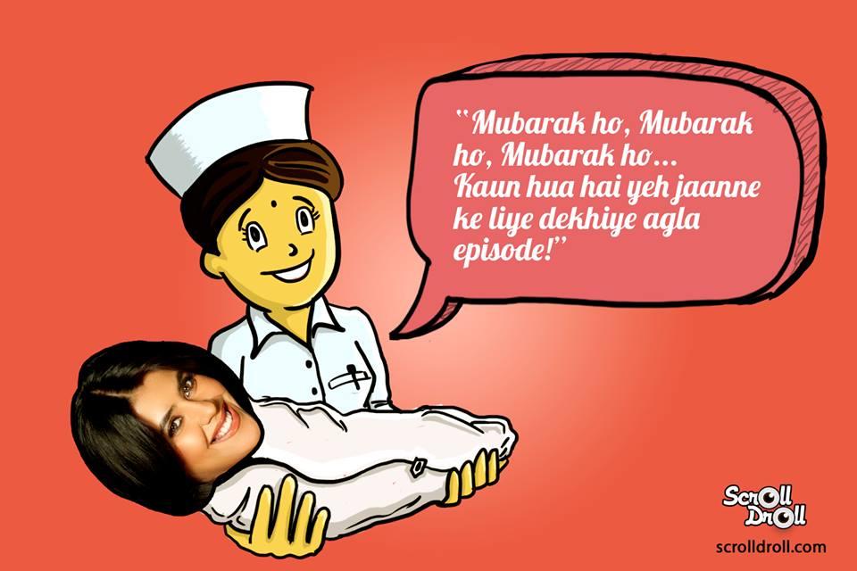Ekta Kapoor Born Nurse Said