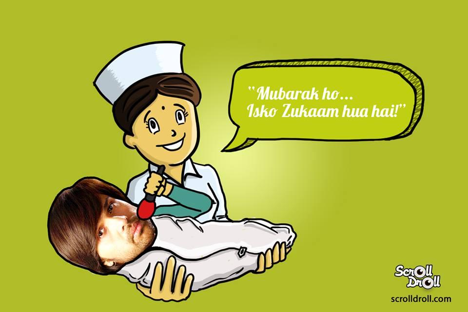 Himesh Reshammiya Born Nurse Said