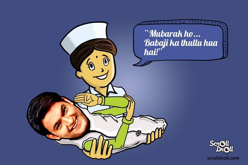 Kapil Sharma Born Nurse Said