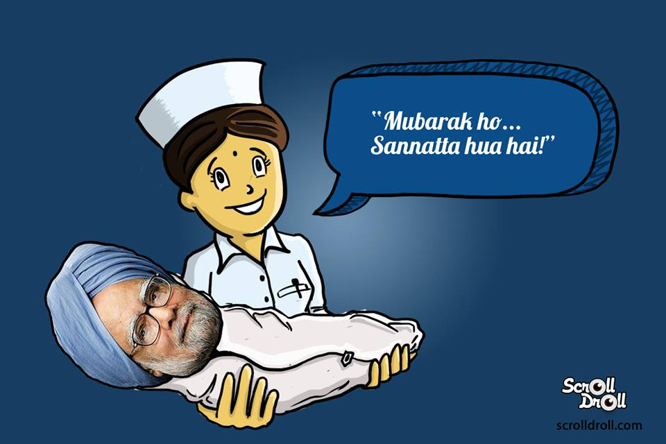 Manmohan Singh Born Nurse Said