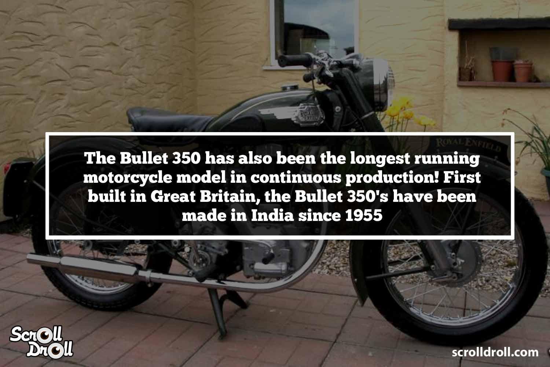 Royal Enfield - Interesting Facts (4)