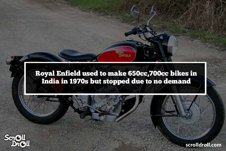 Royal Enfield - Interesting Facts (6)