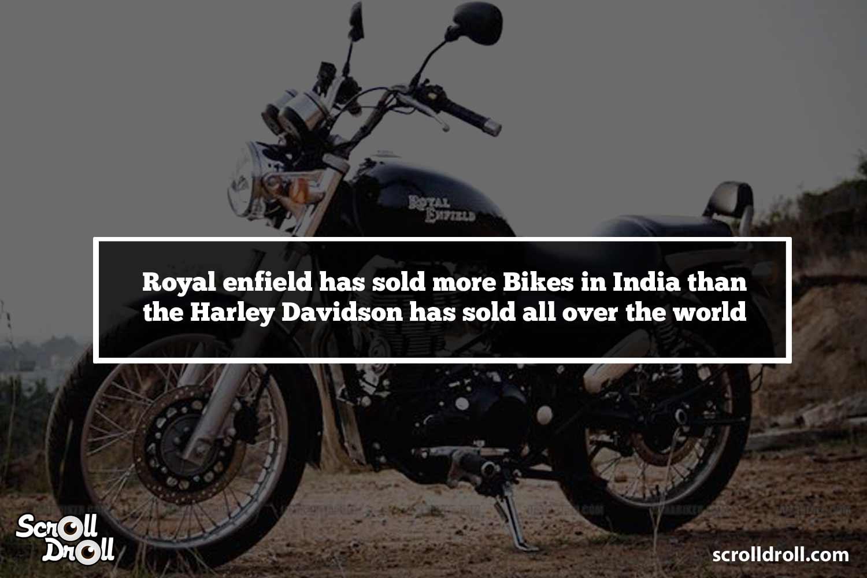 Royal Enfield - Interesting Facts (7)