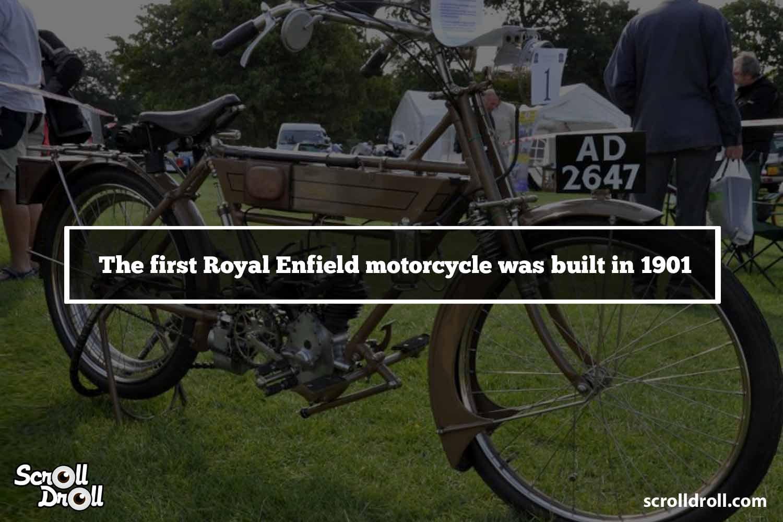 Royal Enfield - Interesting Facts (9)