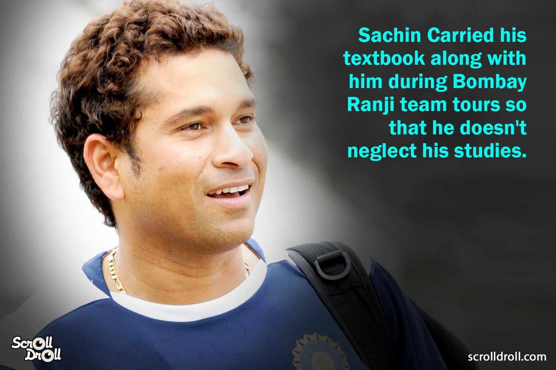 Sachin Tendulkar Interesting Facts (10)