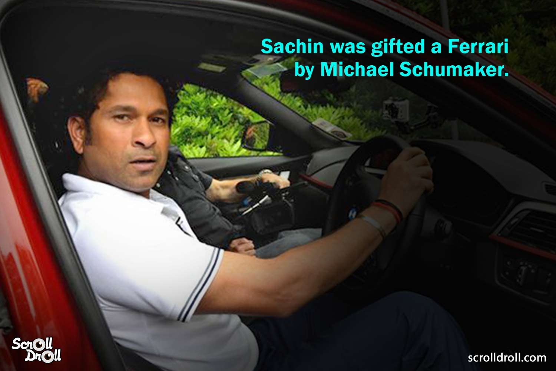 Sachin Tendulkar Interesting Facts (14)
