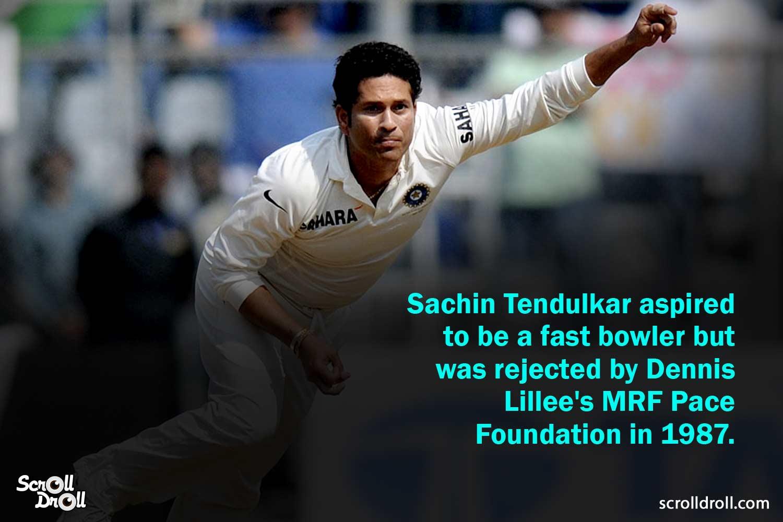Sachin Tendulkar Interesting Facts (2)