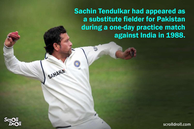 Sachin Tendulkar Interesting Facts (5)