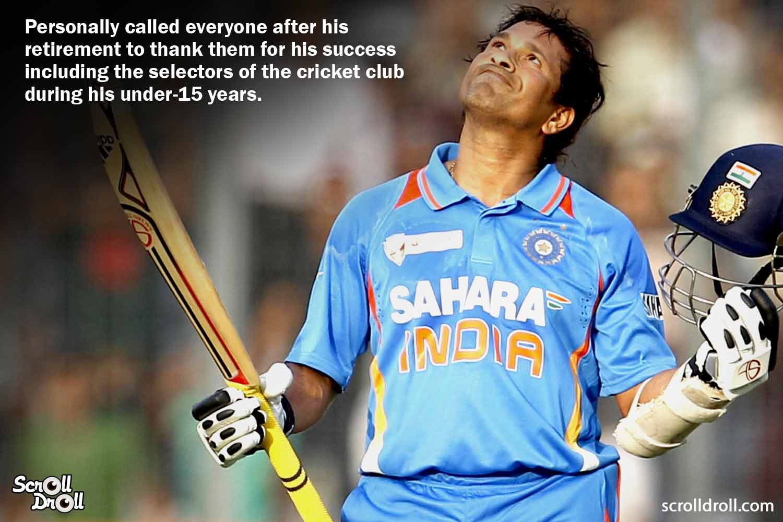 Sachin Tendulkar - True Hero (7)