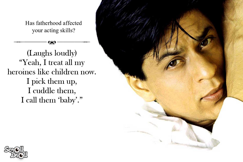 Shahrukh Khan Witty Lines (9)