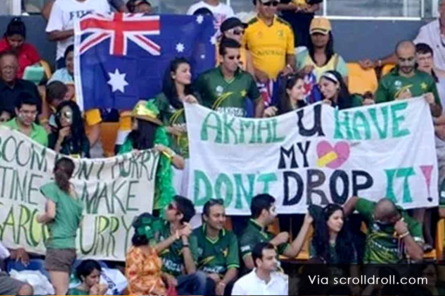 Witty Banners At Cricket Matches (12)