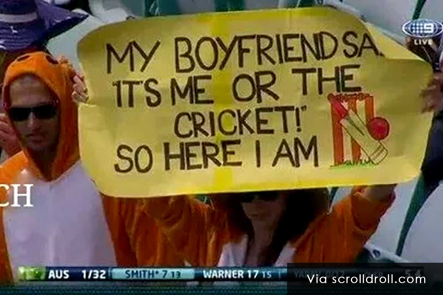 Witty Banners At Cricket Matches (19)