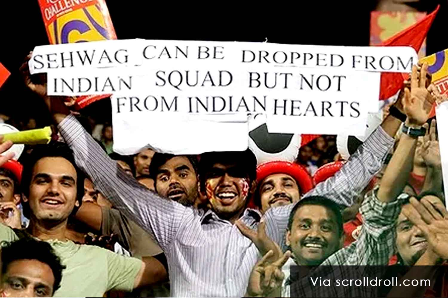 Witty Banners At Cricket Matches (8)