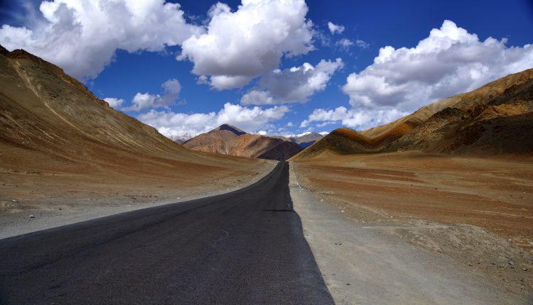 Magnetic Hill – Places To Visit In Ladakh