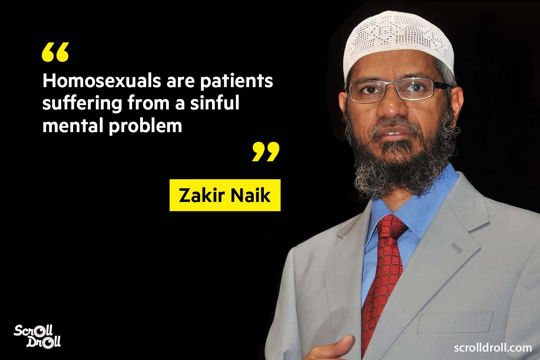 Zakir Naik Controversial Statements (10)