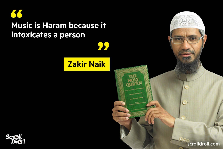 Zakir Naik Controversial Statements (11)