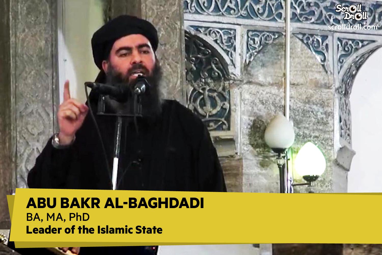 most qualified terrorists