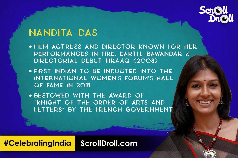 Odisha in Bollywood - Nandita Das