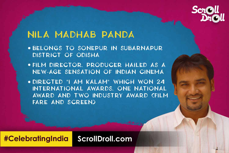 Odisha in Bollywood - Nila Madhab Panda